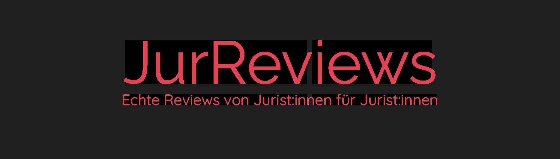 Jura Review einreichen